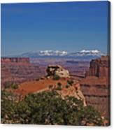 Canyonlands National Park Canvas Print