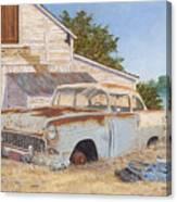 '55 210 Canvas Print