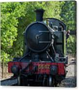 5542 On The The Points Canvas Print