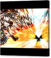 5549 Touhou Hd S Canvas Print