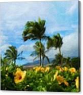 Nature New Landscape Canvas Print