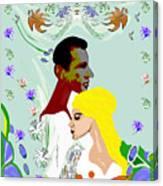 565   Springtime V Canvas Print