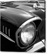57 Chevy 2 Canvas Print