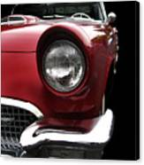 57 T-bird Canvas Print