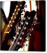 5796-001 Washburn - Guitar Canvas Print