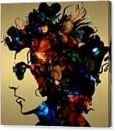 Bob Dylan Collection Canvas Print