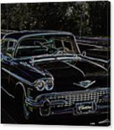 58 Fleetwood Canvas Print