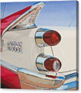 59 Dodge Royal Lancer Canvas Print
