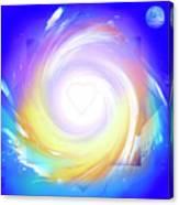 5d Activation Portal Canvas Print