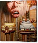 5th Element Tribute Canvas Print