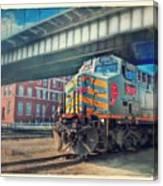 5th Street Bridge Canvas Print