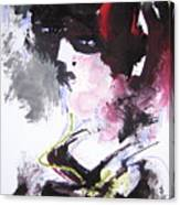 Abstract Figure Art Canvas Print