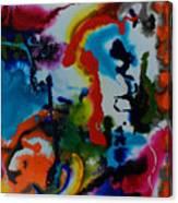 Splattt Canvas Print