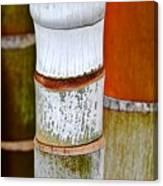 Bamboo Palm Canvas Print