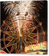 Evergreen State Fair  Canvas Print