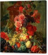 Fruit Piece Canvas Print