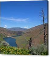 Idaho Landscape Canvas Print