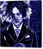 Jack White Collection Canvas Print