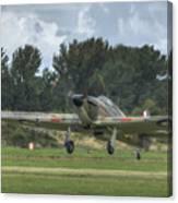 Mark 1 Hawker Hurricane Canvas Print