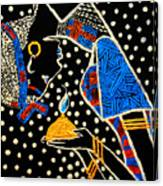 Murle South Sudanese Wise Virgin Canvas Print
