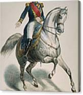 Napoleon IIi (1808-1873) Canvas Print