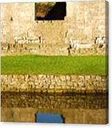 Nunney Castle Canvas Print