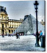 Paris France Canvas Print