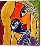 Romy Isobella Canvas Print