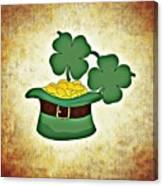 St. Patrick's Day Canvas Print