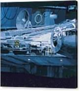 Star Wars Episode 6 Poster Canvas Print