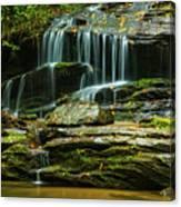 North Carolina Fall Colors Canvas Print