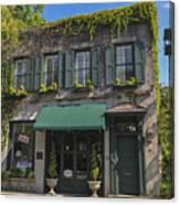 61 Queen Street In Charleston Canvas Print
