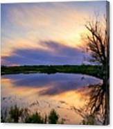 Landscape N More Canvas Print