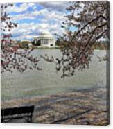 Washington Dc Usa Canvas Print