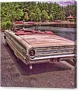 64 Ford Canvas Print