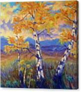 Earth Light Series Canvas Print