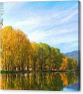 Landscape Art Nature Canvas Print
