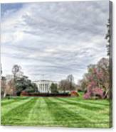Washington Dc Usa Canvas Print