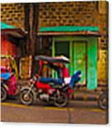 6x1 Philippines Number 48 Panorama Canvas Print