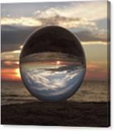 7-24-16--4250 Don't Drop The Crystal Ball, Crystal Ball Photography Canvas Print