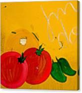 7 A Canvas Print