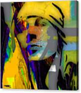Axl Rose Collection Canvas Print