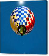 Balloon Festival 2015 Canvas Print