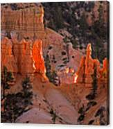 Bryce Canyon N.p. Canvas Print