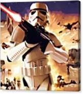 Collection Star Wars Art Canvas Print