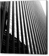 Denver Building Study Canvas Print