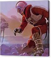 Episode 1 Star Wars Art Canvas Print