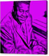 Fats Domino Collection Canvas Print