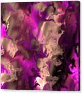 Fractal Modern Art Seamless Generated Texture Canvas Print