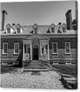 George Mason's Gunston Hall Canvas Print